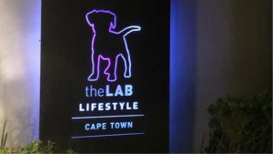 theLAB LIFESTYLE Cape Town Guesthouse logo