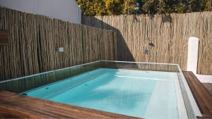 Jacuzzi at theLAB LIFESTYLE guest house