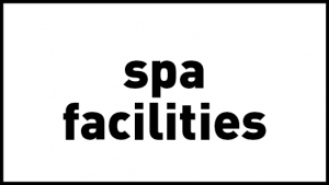 spa facilities available at theLAB